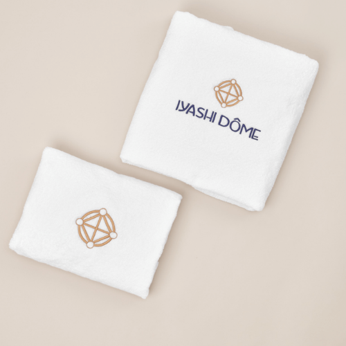 Kit serviette Iyashi Dôme 400grs RKF