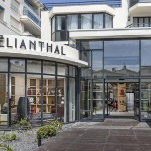 Thalazur Saint-Jean-de-Luz - Thalassothérapie, Hôtel & Spa