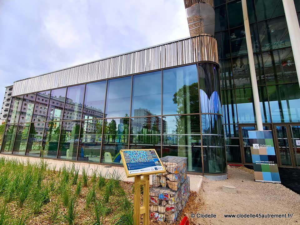 L'O , nouveau centre aqualudique d'Orléans !