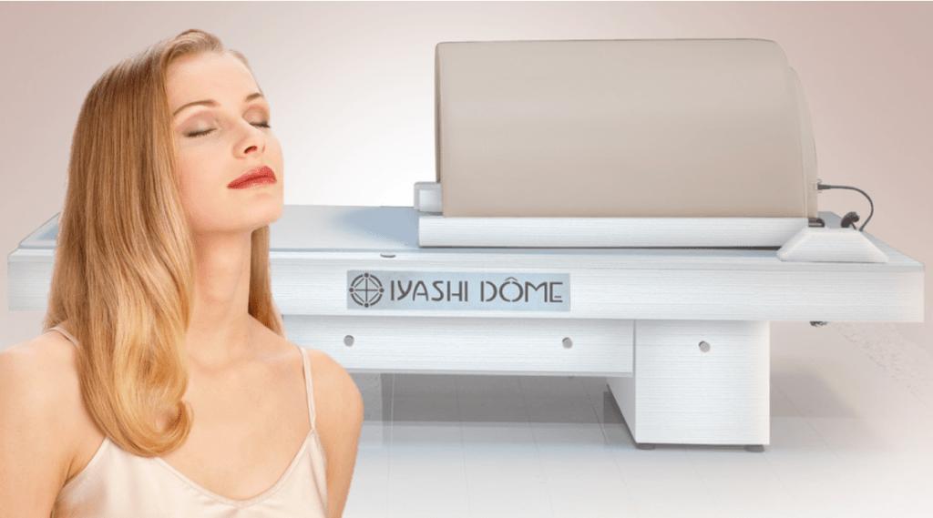 Iyashi Dôme : Détox aux infrarouges